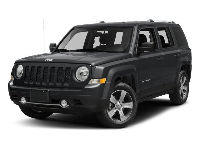 2017 Jeep Patriot 75th Anniversary Edition 4WD