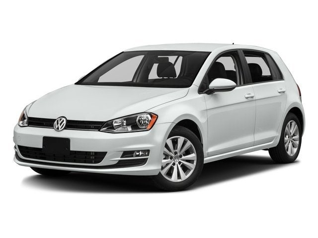2017 Volkswagen Golf 1.8T S 4-Door FWD