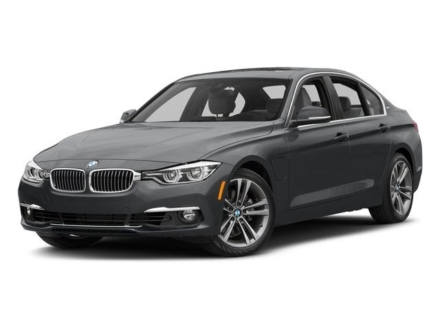 2017 BMW 3 Series 330e iPerformance Sedan RWD