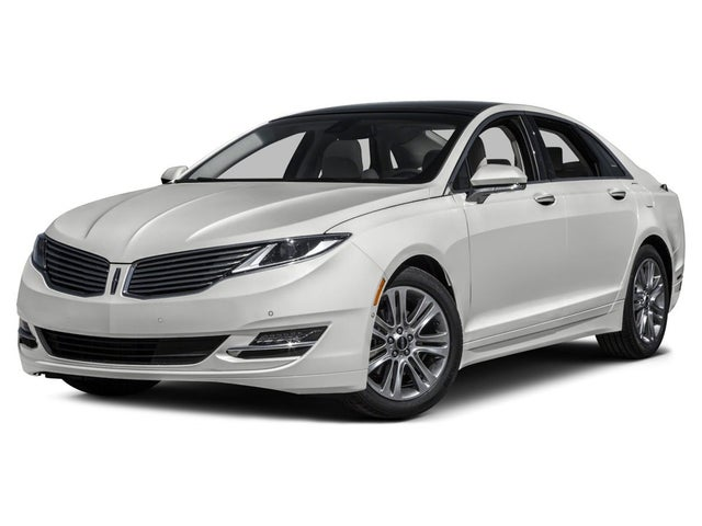 2015 Lincoln MKZ AWD