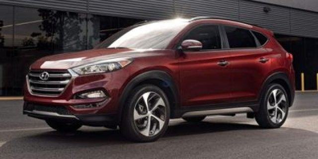 2017 Hyundai Tucson 2.0L Luxury AWD