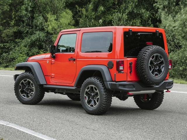 2018 Jeep Wrangler JK Willys Wheeler 4WD