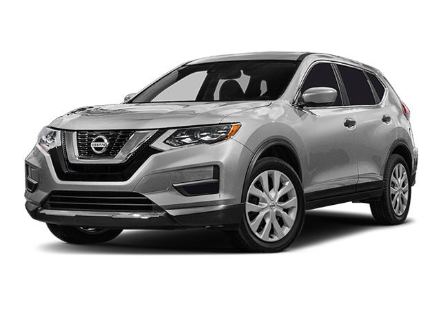 2017 Nissan Rogue S FWD