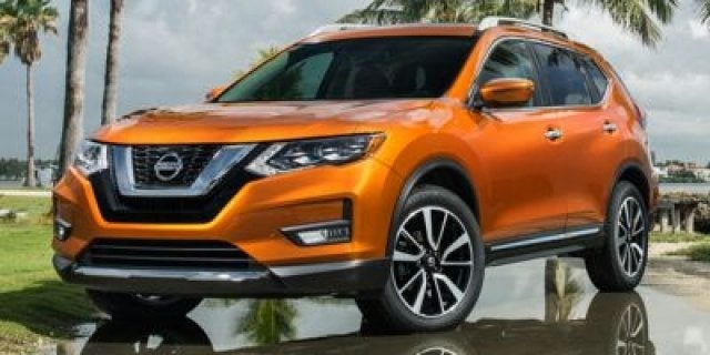 2017 Nissan Rogue S AWD