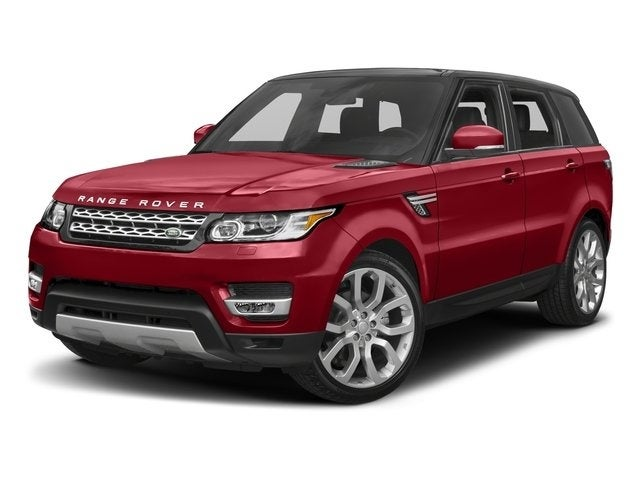 2017 Land Rover Range Rover Sport V8 Autobiography 4WD