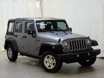 Jeep Wrangler Unlimited Sport RHD For Sale in Raleigh, NC - CarGurus