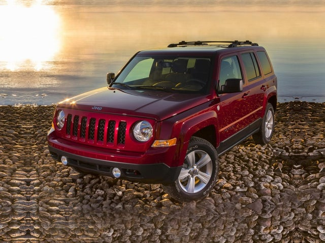 2017 Jeep Patriot Sport 4WD