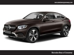 2017 mercedes benz glc class glc 300 coupe 4matic for sale for Fort washington mercedes benz pre owned