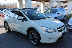 2014 subaru crosstrek manual transmission