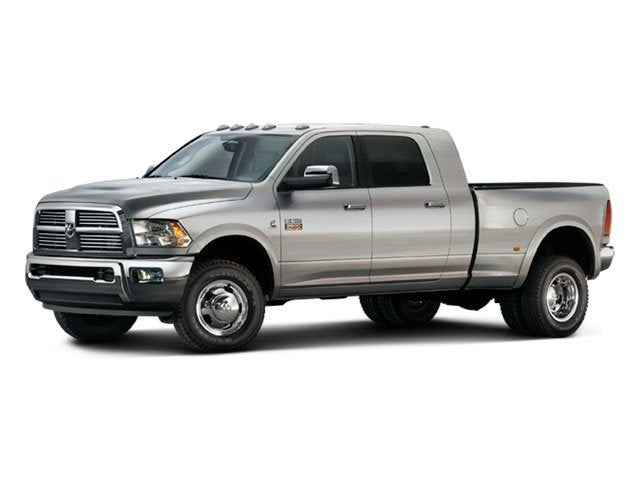 2011 RAM 3500 Lone Star Mega Cab 6.3 ft. Bed 4WD