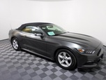 2015 ford mustang v6 convertible - 2015 Ford Mustang White Convertible