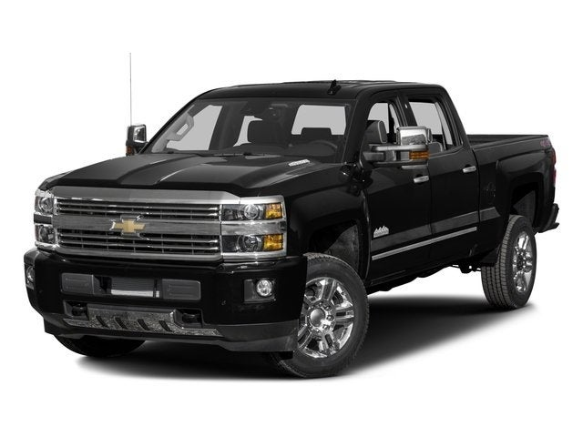 2017 Chevrolet Silverado 2500HD High Country Crew Cab 4WD