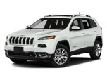 2017 Jeep Cherokee High Altitude FWD