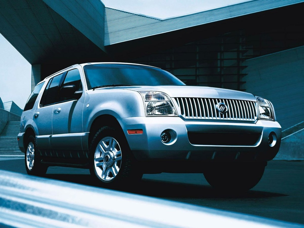 2009 Mercury Mountaineer V8 Premier Awd For Sale In