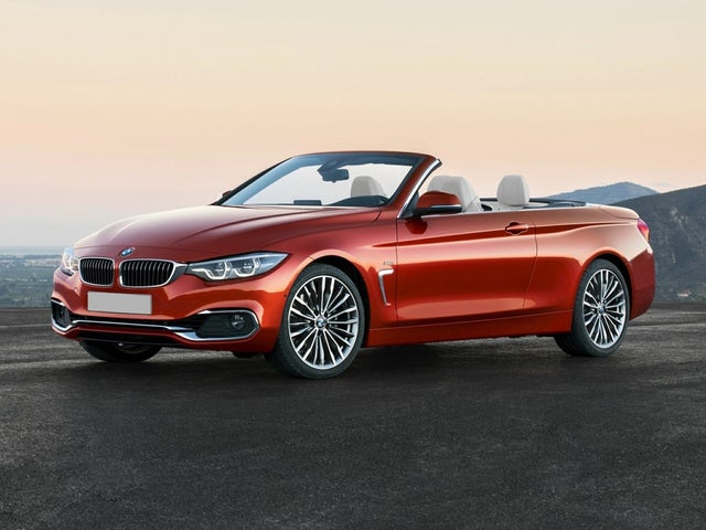 Used 2019 Bmw 4 Series 430i Convertible Rwd For Sale With Photos Cargurus