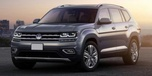 2018 Volkswagen Atlas 3.6L Execline 4Motion