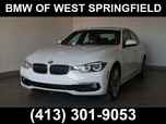 2017 bmw 3 series 340i xdrive used cars in west springfield ma 01089. Cars Review. Best American Auto & Cars Review