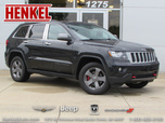 2013 jeep grand cherokee trailhawk 4wd used cars in battle creek mi. Cars Review. Best American Auto & Cars Review