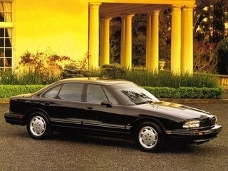 1994 Oldsmobile Eighty-Eight Royale 4 Dr Special Edition Sedan
