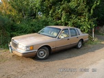 Used 1990 Lincoln Town Car For Sale Cargurus