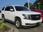 2017 Chevrolet Tahoe LT 4WD Used Cars In Charlotte NC 28213