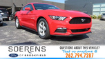 2017 Ford Mustang V6 Used Cars in Brookfield WI 53045 & 2017 / 2018 Ford Mustang for Sale in Milwaukee WI - CarGurus markmcfarlin.com