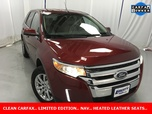 2013 Ford Edge Limited Used Cars in Parma Heights OH 44130 & Liberty Ford of Parma Heights - Parma Heights OH: Read Consumer ... markmcfarlin.com