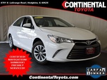 2017 toyota camry le for sale in chicago il cargurus. Black Bedroom Furniture Sets. Home Design Ideas
