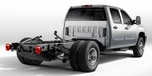 2012 Chevrolet Silverado 3500HD Chassis Work Truck 4WD