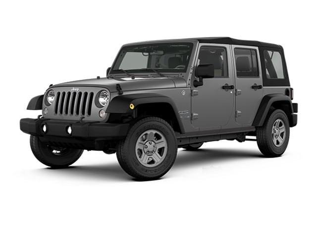 2018 Jeep Wrangler Unlimited JK Sport S 4WD