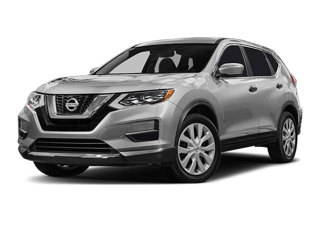 2018 Nissan Rogue S FWD