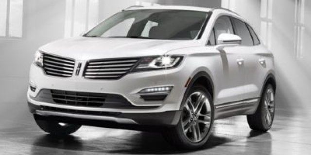 2017 Lincoln MKC Select AWD