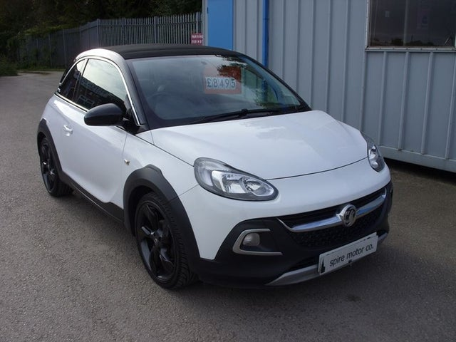 2015 Vauxhall ADAM 1.2 VVT 16v ROCKS AIR (15 reg)