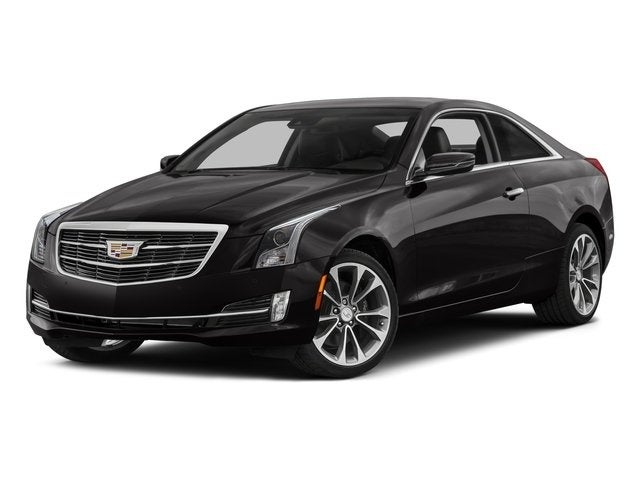2016 Cadillac ATS Coupe 2.0T Performance AWD