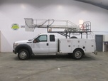 2011 Ford F-550 Super Duty XLT SuperCab 186 in. 4WD DRW