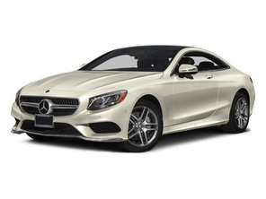 Used 2015 Mercedes Benz S Class Coupe S 550 4matic For Sale In Los