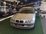 2001 BMW Serie 3 320d turbodiesel cat Touring