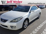 toyota camry solara 2 dr sport convertible for sale in cincinnati oh cargurus. Black Bedroom Furniture Sets. Home Design Ideas