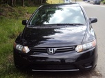 2008 Honda Civic Coupe DX Auto