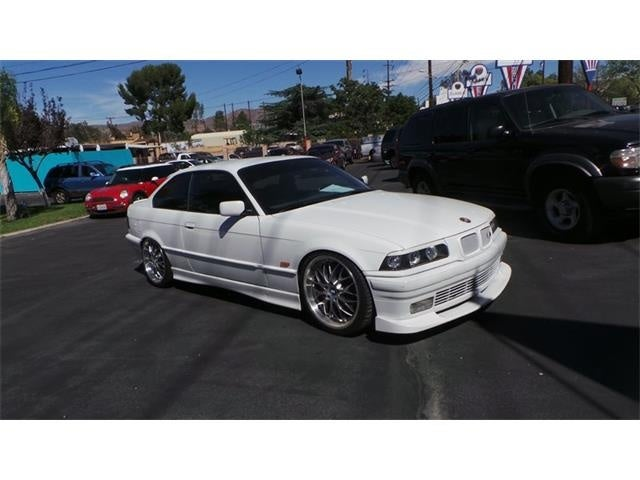 1997 BMW 3 Series 328is Coupe RWD
