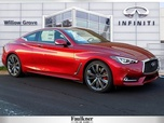 used 2018 infiniti q60 red sport 400 coupe awd for sale in scranton pa cargurus. Black Bedroom Furniture Sets. Home Design Ideas