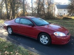 2007 chevrolet monte carlo for sale cargurus. Black Bedroom Furniture Sets. Home Design Ideas
