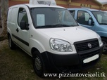 2008 Fiat Doblo MJ 120CV PC-TA Car.Lam SX