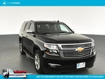 2016 Chevrolet Tahoe LTZ Used Cars In Charlotte NC 28269