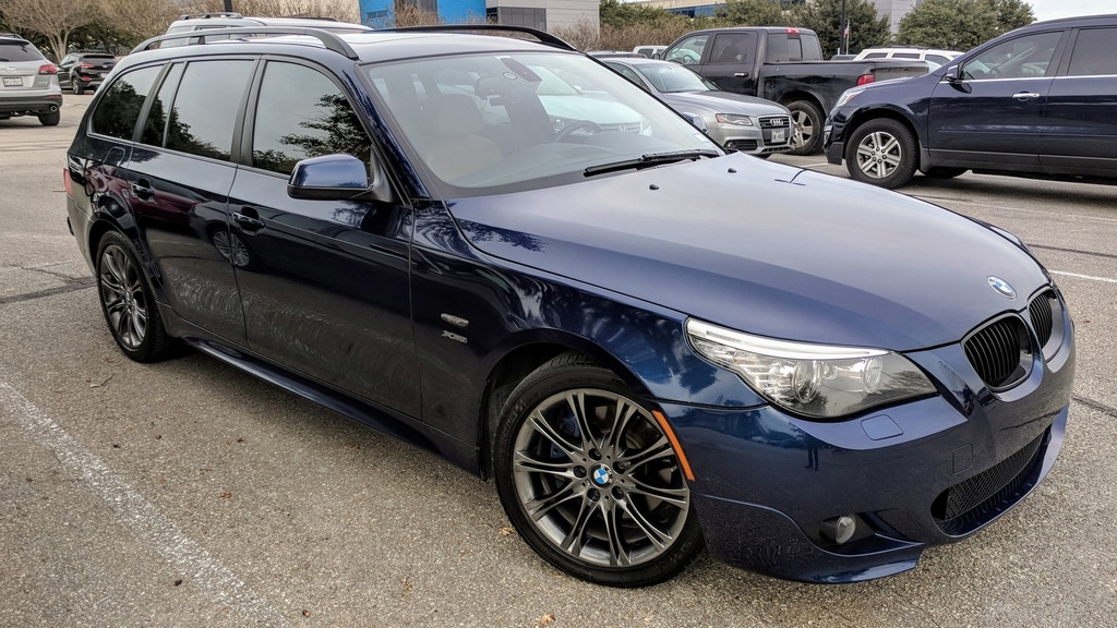 Costly Car Tune Up >> F/S: Austin TX 2010 E61 535xi Sportwagon, 6sp Manual Transmission!! M Sport Package - 5Series ...