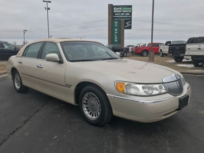 1999 Lincoln Town Car Price Cargurus