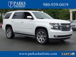 2017 Chevrolet Tahoe Premier 4WD Used Cars In Charlotte NC 28262