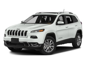 Jeep Cherokee 2019 White