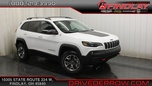 2019 Jeep Cherokee Trailhawk 4wd For Sale Cargurus
