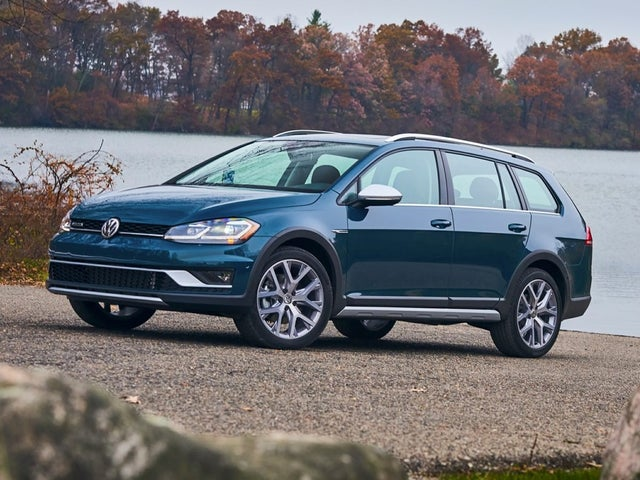 2018 Volkswagen Golf Alltrack SE 4Motion AWD